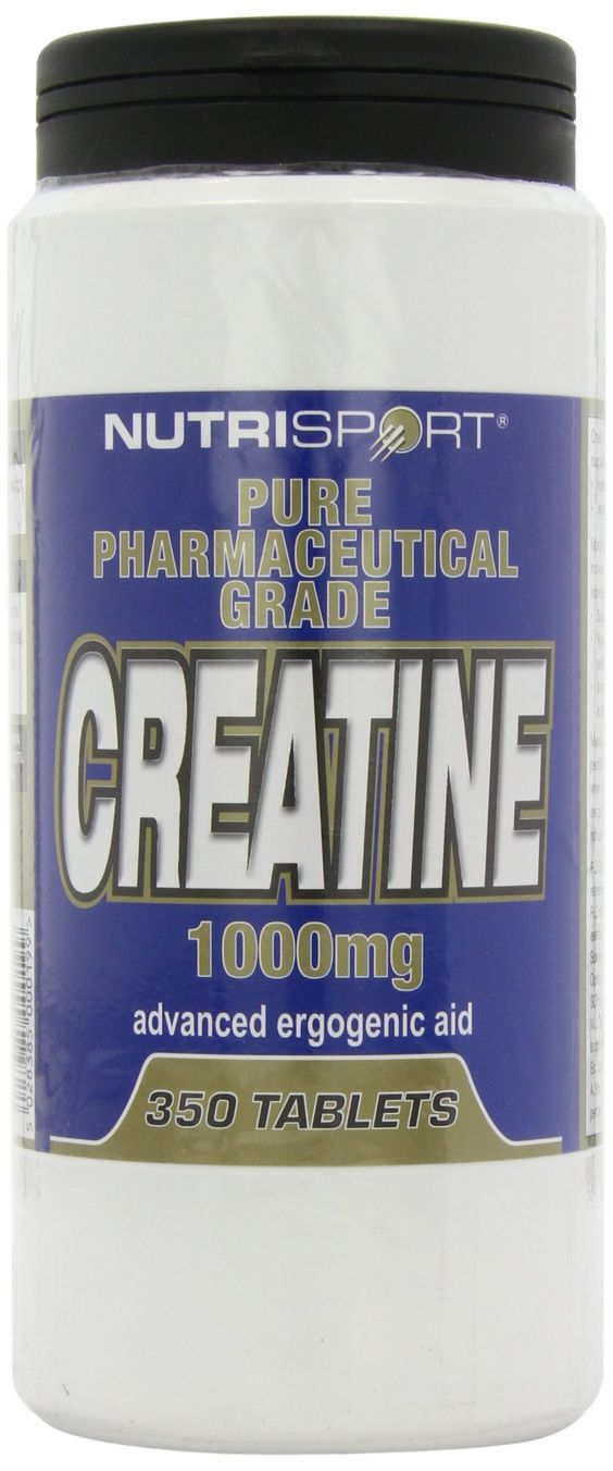Nutrisport Creatina 350 comprimidos
