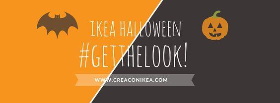 #IKEA #HALLOWEEN DECORARE LA TAVOLA I Ikea Halloween #Tableware