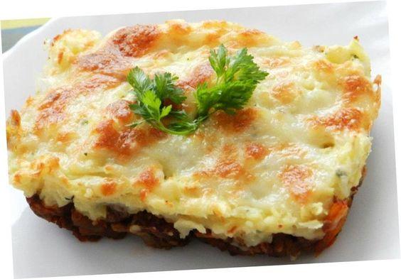 Receta de Pastel de Carne Irlandés...: Meat, Pies, Savory Cuisine, Cocinate Le, Cooking Cocinate, Cooking Recipes