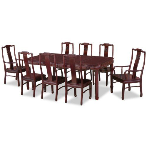 China Furniture Online Rosewood Dining Table 80 Inches Ming Style