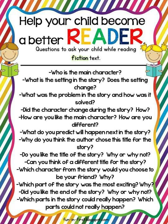 How to help kids read better