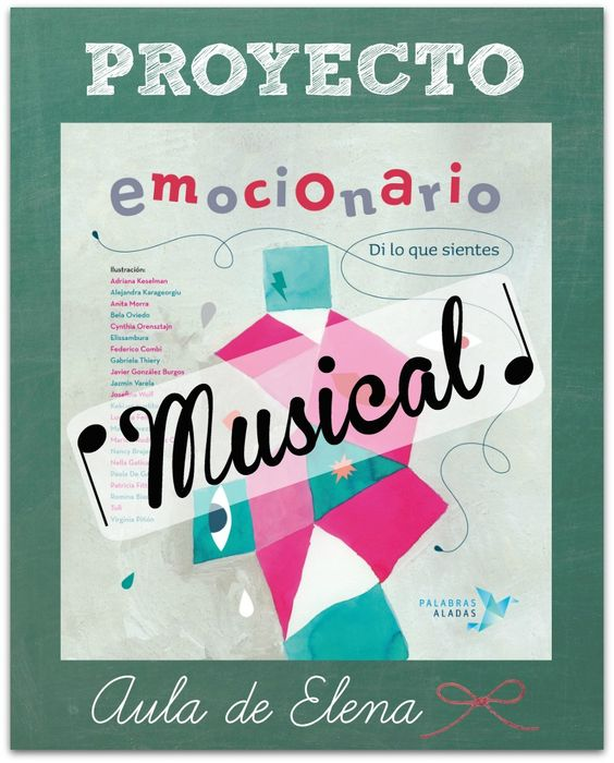 Proyecto Emocionario Musical en el Aula de Elena