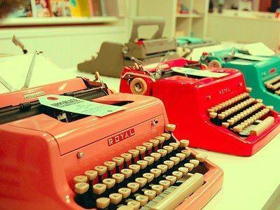 Escrever!