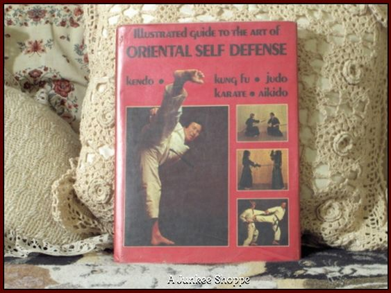 Illustrated guide to the art of Oriental Self Defense http://ajunkeeshoppe.blogspot.com/  HP515