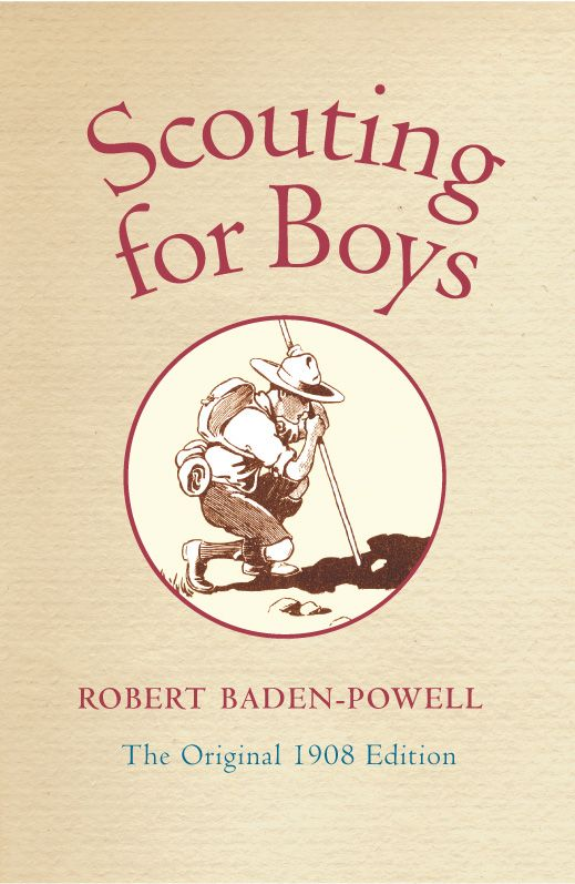 Scouting for Boys: A Handbook for Instruction in Good Citizenship is the first book on the Scout Movement, published in 1908. It was written and illustrated by Robert Baden-Powell, its founder. It is based on his boyhood experiences, his experience with the Mafeking Cadet Corps during the Second Boer War at the Siege of Mafeking, and on his experimental camp on Brownsea Island, England.