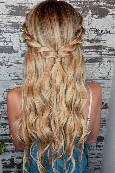 Einfache Und Gut Aussehende Frisuren Festlichefrisuren Anleitung Mittellangesh Beauty Tips Tricks Frisuren Flechtfrisuren Flechten Lange Haare Einfache Frisuren Fur Langes Haar