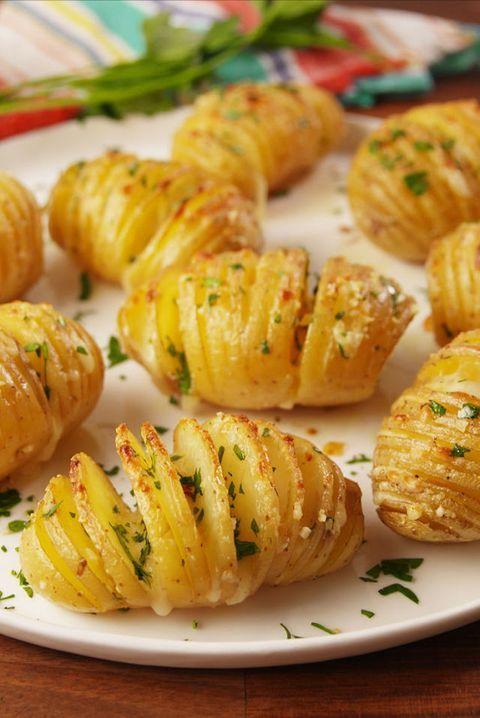 Garlic Butter Potatoes Recipe Butter Potatoes Garlic Butter Potatoes Recipe Steak Side Dishes