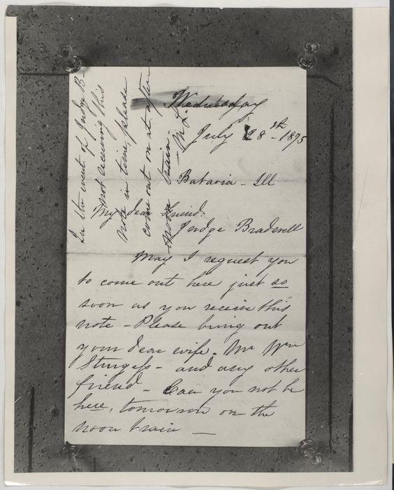 Lincoln essay
