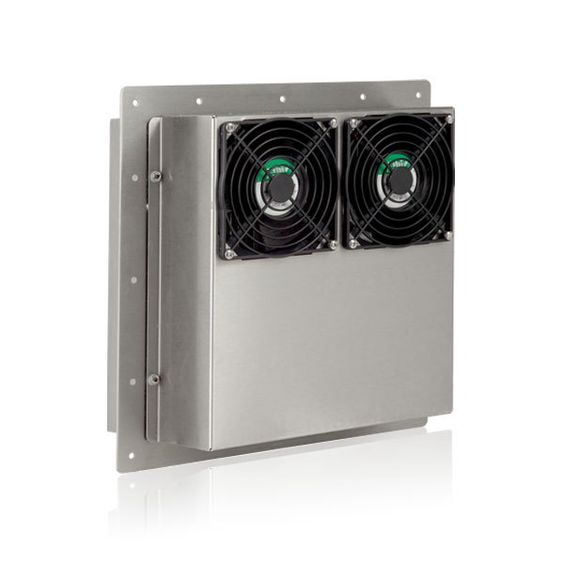projector air flow enclosure