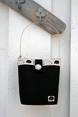 Bucket bag - heheh