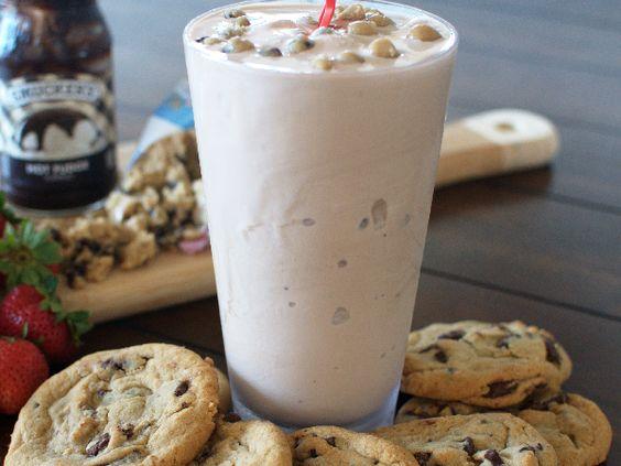Top Secret Recipes | Dairy Queen Blizzard Chocolate Chip Cookie Dough Copycat Recipe