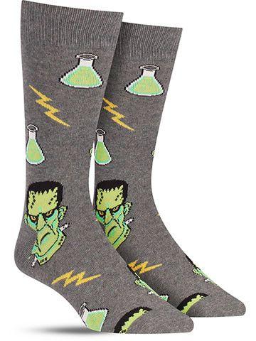 Frankenstein Socks | Mens