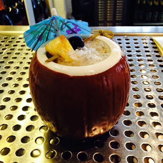 Capital Cooking with Lauren DeSantis: Thinking of Drinking:   Piña Colada