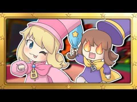 Hide Seek In Hat Kid S Spaceship A Hat In Time Online Party Mode Youtube A Hat In Time Hat In Time Kids Spaceship