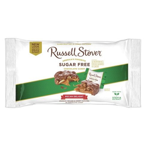 Https Www Target Com P Russell Stover Pecan Delight Chocolate Candies 10oz A 16701274 5 29 Sugar Free Mints Sugar Free Candy Sugar Free Dark Chocolate