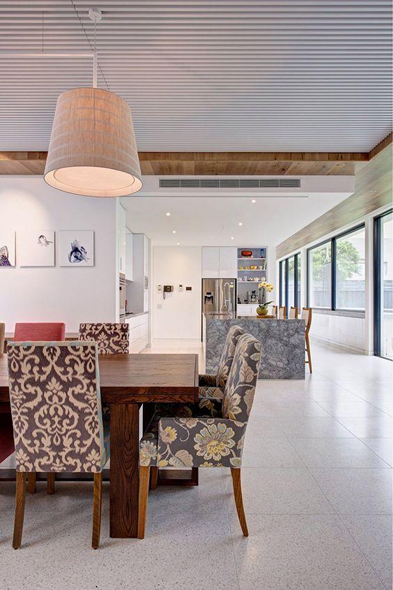 Diseño Interior Moderno Y Cálido En Residencia De Australia ...