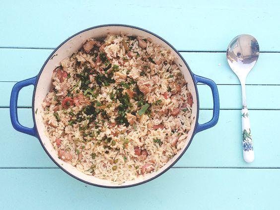 receita   arroz de carreteiro