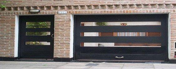 Puertas de herreria corredizas buscar con google casa - Puertas para casa ...