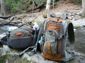 fishpond Arroyo Chestpack/Waistpack - this great picture was taken during one of our guide trips