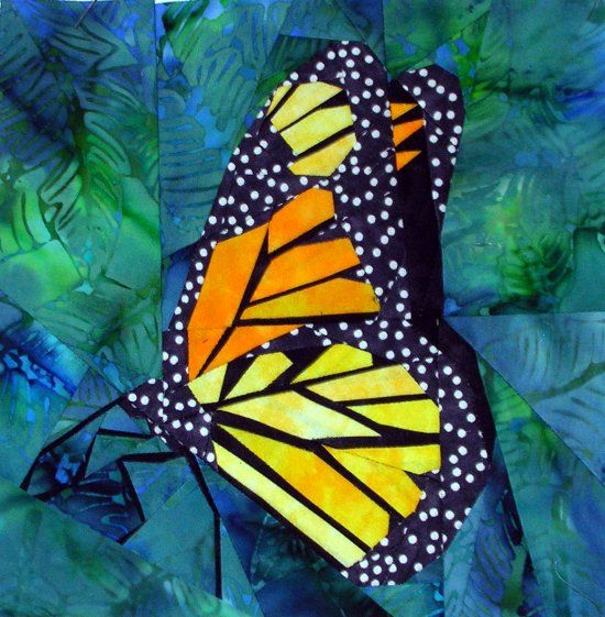 Silver Linings Quilting Pattern Monarch Pleasing Pieced