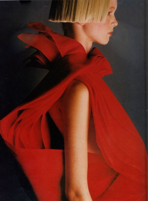 """Alexandre Herchcovitch, Spring/Summer 1999 from """"Sample: 100 Fashion Designers; 010 Curators"""""""
