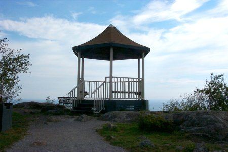 Enger Park Gazebo -- This is where my husband proposed to me!
