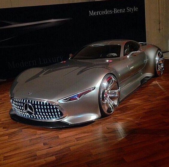 Mercedes AMG Vision GT #RePin by AT Social Media Marketing - Pinterest Marketing Specialists ATSocialMedia.co.uk