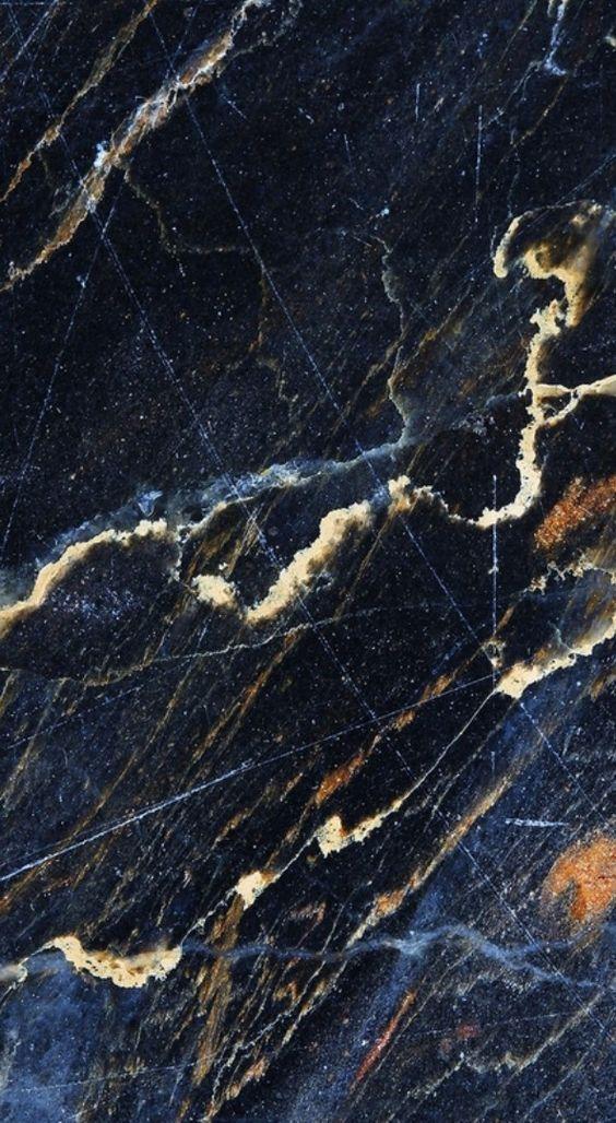 Marble Darkblue Wallapaper Lockscreen Marmor Hintergrund