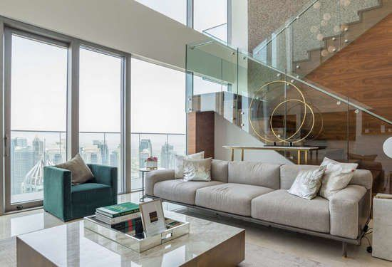 Penthouse In Dubai Marina Penthouse For Sale Apartments In