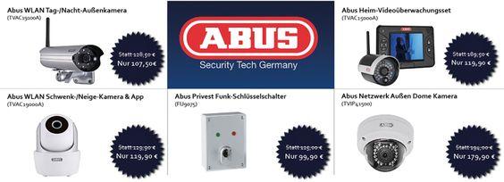 Ausgewählte Abus Artikel in unserer Sale-Kategorie