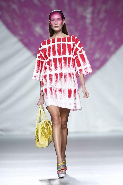 MADRID | Primavera Verano 2014 | AGATHA RUIZ DE LA PRADA     ---      ACTE I | Esencia colorista ..
