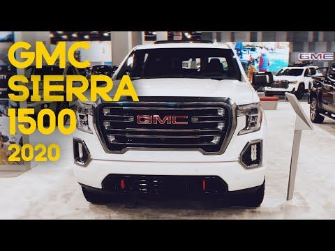 Gmc Sierra 1500 At4 Carbonpro Edition 2020 No Miami International