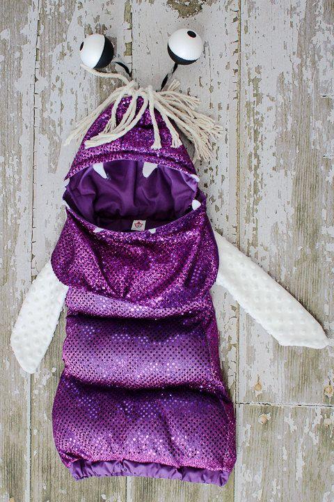 Boo Monster Costume Monster S Inc Purple Size 12 Months Monster Costumes Monsters Inc Halloween Costumes Boo Monsters Inc Costume