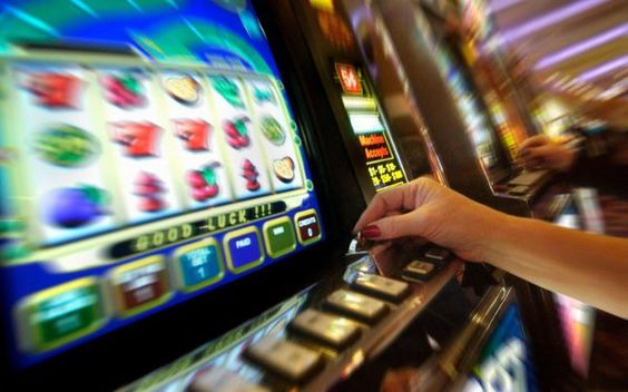 Slots machine gratis