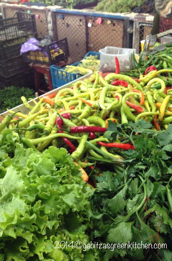 Romanian Farmers Market