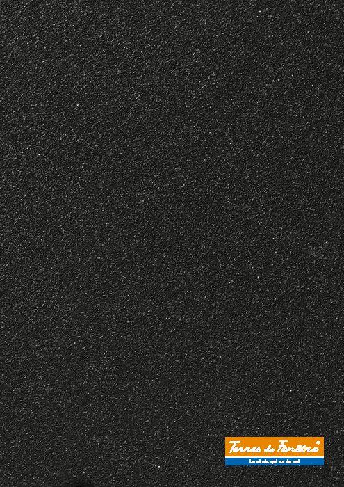 Coloris Noir Sable Pour Menuiserie Pvc Ou Alu Fenetrepvc