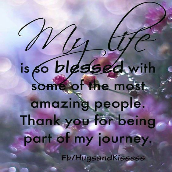 Thank you for all the prayers, love and support for my requests. I so appreciate each one! Feeling very blessed. xxoo:
