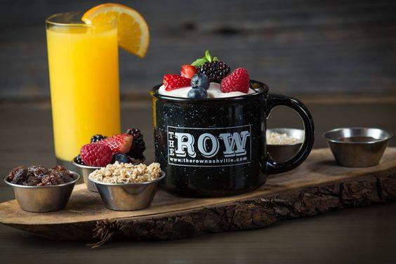 Nashville Food Bloggers » Breakfast Tasting at The Row 2/24