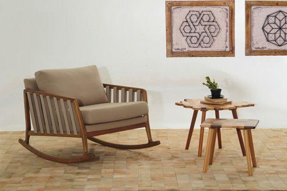 Como usar uma poltrona para valorizar seu ambiente - visite showroom Espaço e Forma poltrona designer Daniela Ferro