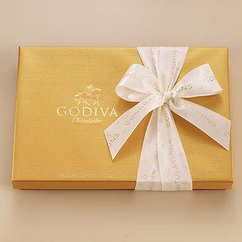Celebrate your grad with Godiva's 36 pc. Congratulations Ballotin.