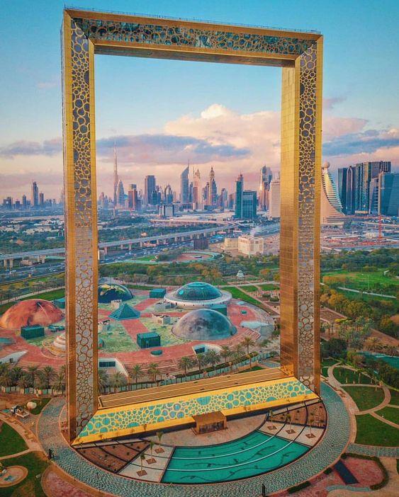 ОАЕ відпочинок Дубаї