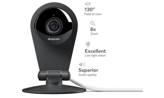 Dropcam Pro Wi-Fi camera - 5 fun and easy Father's Day Gifts! #fathersday #gifts #giftguide #men