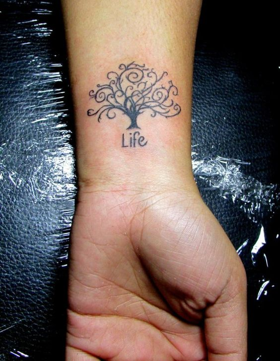 small tree tattoo - Google zoeken