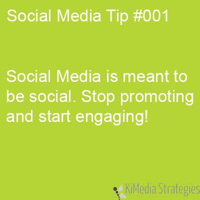 Keep Social Media Social