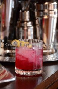 The first REALLY hot day that comes along will be accompanied by this Claret Lemonade. Oh yeah!