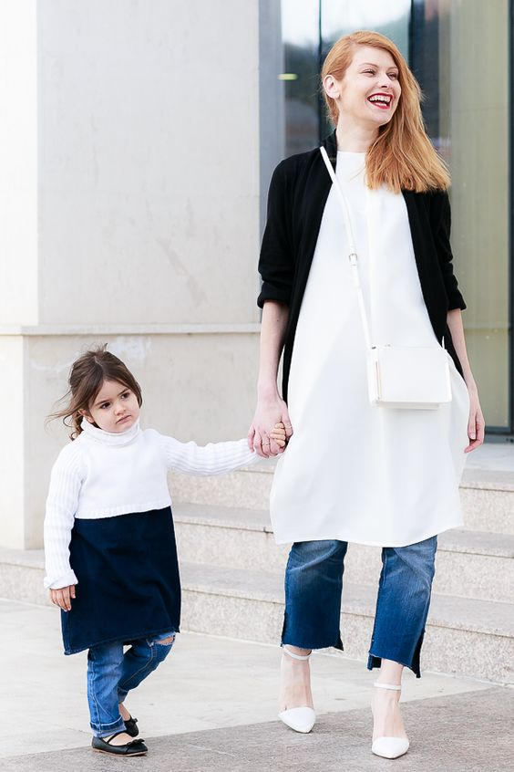 Mommy And Me Outfits, Best Of | EdgyCuts