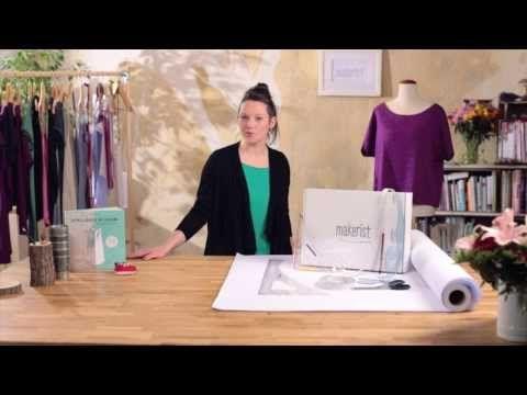 ▶ Schnittmuster selber machen: Lieblingsteile kopieren | Videoanleitung
