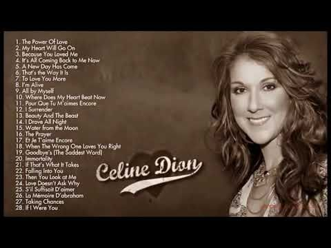 Celine Dion Greatest Hits Full Album Best Songs Of Celine Dion Hq 2019 Youtube Celine Dion Celine Dion Greatest Hits Celine Dion Songs