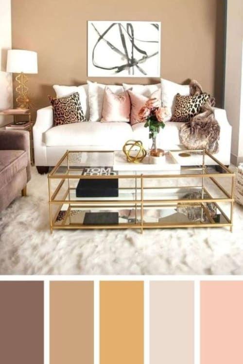 10 Most Popular Warm Cozy Living Room Colors