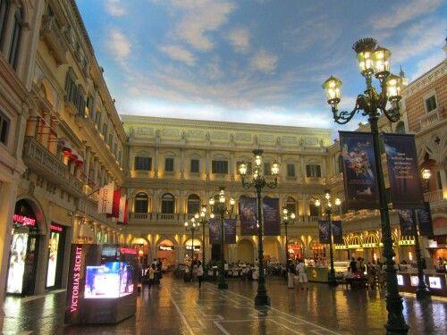 Venetian Hotel. Macao.